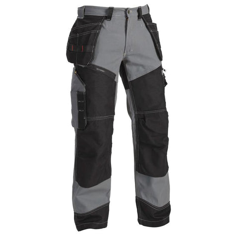 1600X Workpants Grey/Black