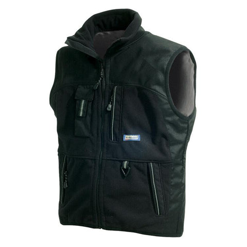 Blaklader Two Fisted Fleece Vest Black