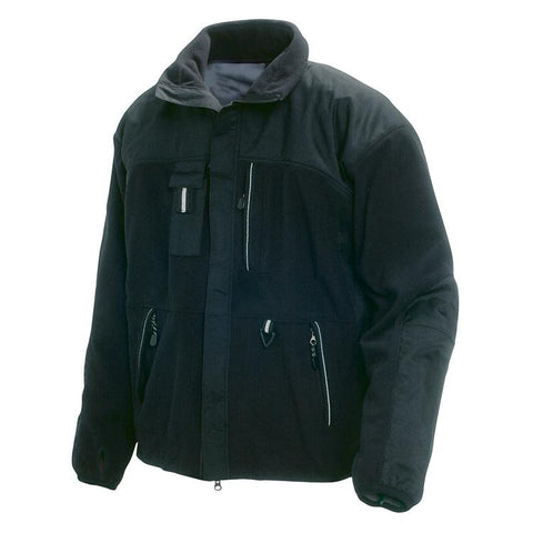 Blaklader Two Fisted Fleece Jacket Black