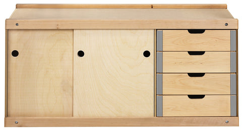Storage Cabinet for Nordic Plus