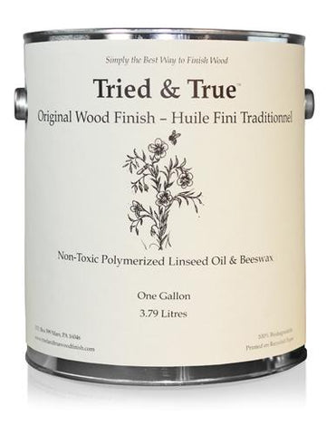 Tried & True Original Wood Finish