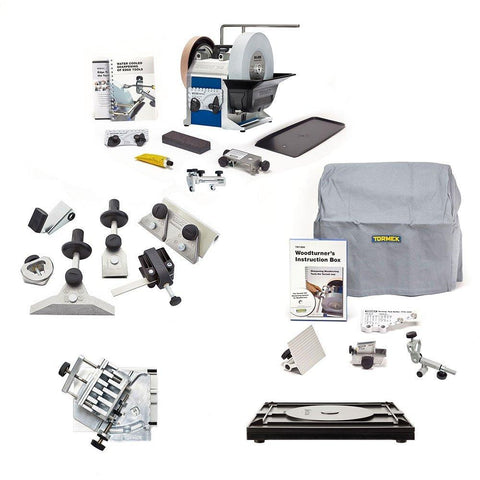 Tormek T-8 Ultimate Plus Kit