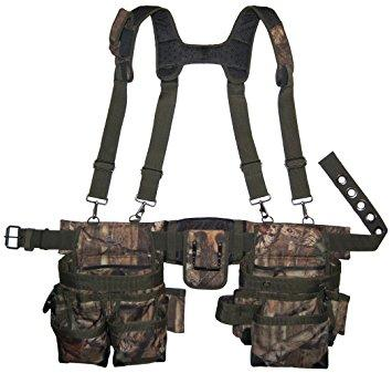 Mullet Buster Tool Belt Camo
