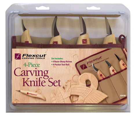 Carving Knife Set 4-Piece KN100