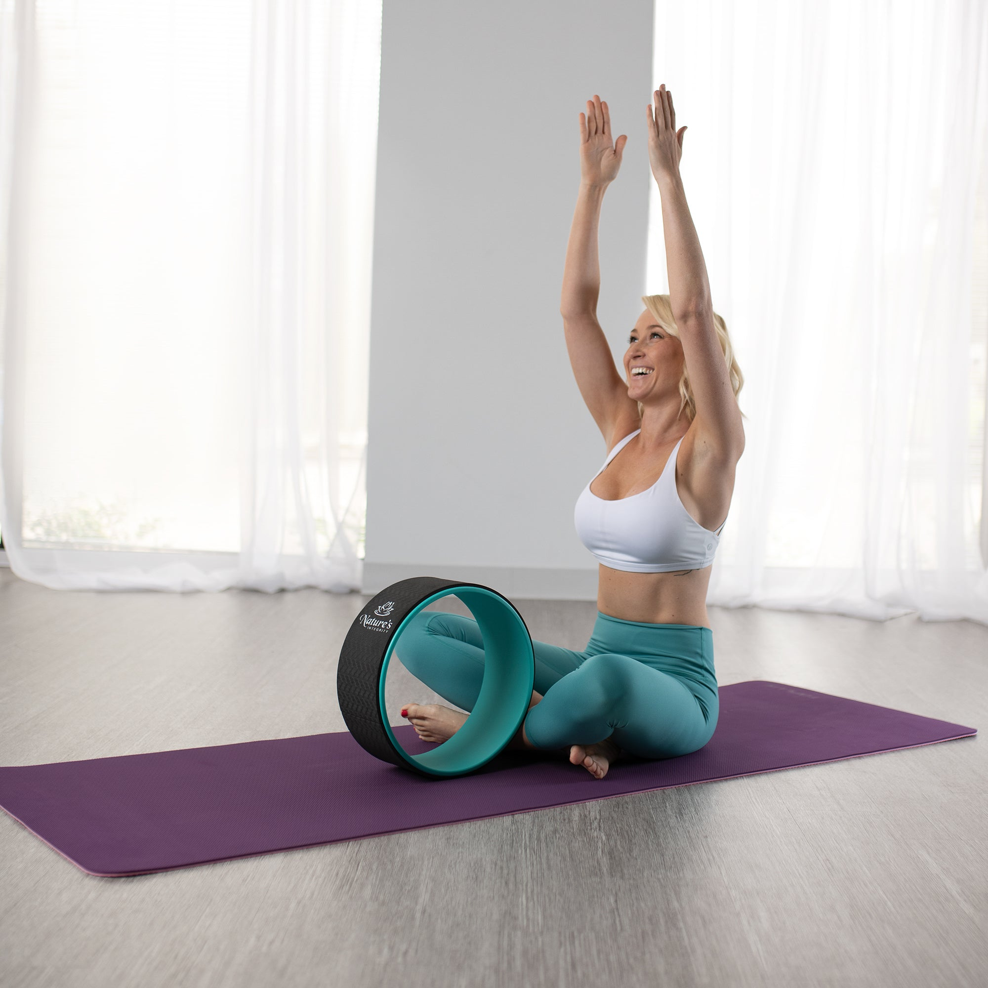 Professional Amazon Product Photography Example Lifestyle Model Yoga