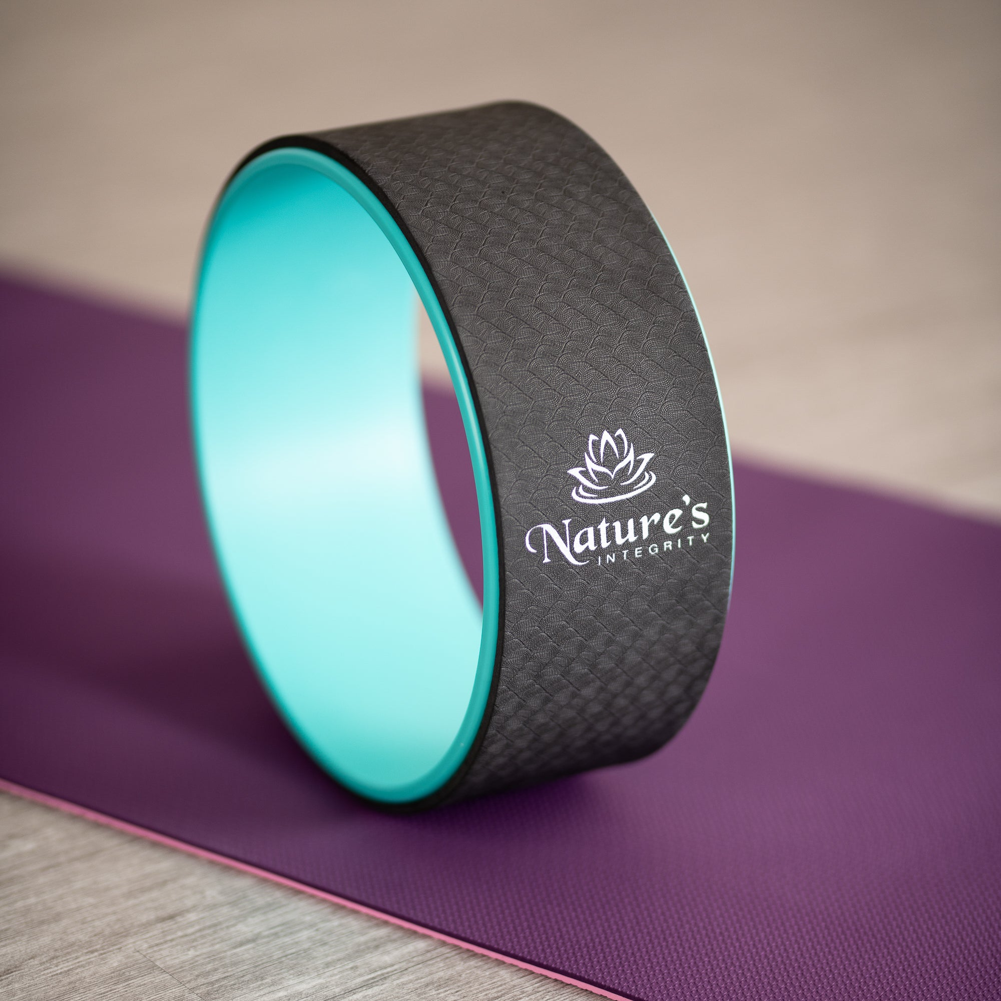 Professional Amazon Product Photography Example Lifestyle Model Yoga Wheel