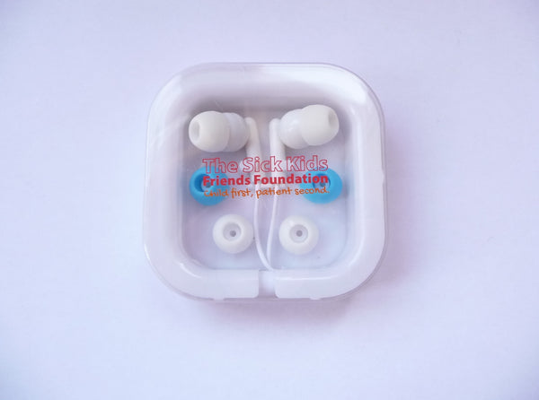 Sick Kids Earphones