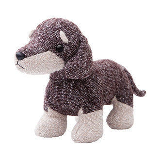 Fabbies Dixie Dachshund Plush Toy