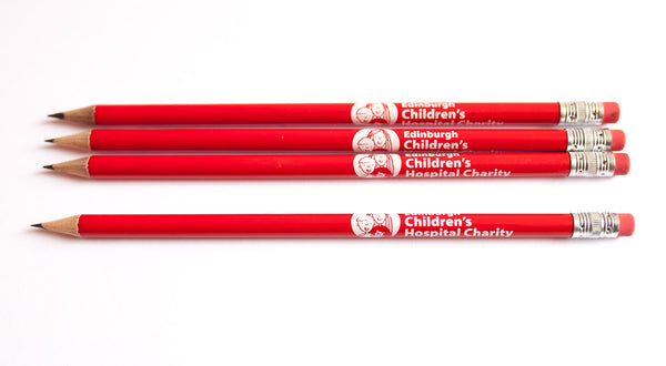 Edinburgh Children's Hospital Charity Pencil