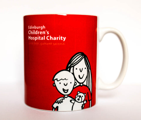 Edinburgh Children's Hospital Charity Mug