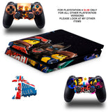 LEGO MOVIE 2 PS4 SLIM *TEXTURED VINYL ! *PROTECTIVE SKINS DECALS WRAP
