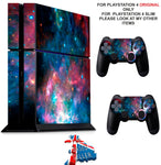 SPACE 15 PS4 *TEXTURED VINYL ! * PROTECTIVE SKINS DECAL WRAP STICKERS