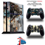 DIVISION 2 PS4 *TEXTURED VINYL ! * PROTECTIVE SKINS DECAL WRAP STICKERS