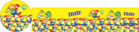 AQUAROLL STICKER KIT M&M,S