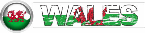 AQUAROLL STICKER KIT WALES