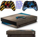 JURASSIC PARK XBOX ONE X *TEXTURED VINYL ! * PROTECTIVE SKINS DECALS STICKERS