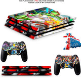 POKEMON PS4 PRO SKINS DECALS (PS4 PRO VERSION) TEXTURED VINYL