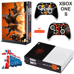 CALL OF DUTY BLACK OPS 4 XBOX ONE S (SLIM) *TEXTURED VINYL ! * PROTECTIVE SKIN DECAL WRAP