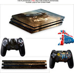 FALLOUT 76 PS4 SLIM *TEXTURED VINYL ! *PROTECTIVE SKINS DECALS WRAP
