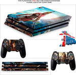 ASSASSINS CREED ODYSSEY PS4 PRO SKINS DECALS (PS4 PRO VERSION) TEXTURED VINYL