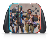 FORTNITE NINTENDO SWITCH **TEXTURED VINYL ! *  SKINS DECALS WRAP