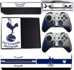 TOTTENHAM XBOX ONE*TEXTURED VINYL ! *PROTECTIVE SKIN DECAL WRAP