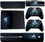 ADIDAS BUBBLES XBOX ONE *TEXTURED VINYL ! *PROTECTIVE VINYL SKIN DECAL WRAP