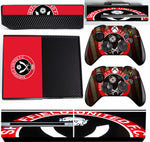 SHEFFIELD UNITED XBOX ONE*TEXTURED VINYL ! *PROTECTIVE SKIN DECAL WRAP
