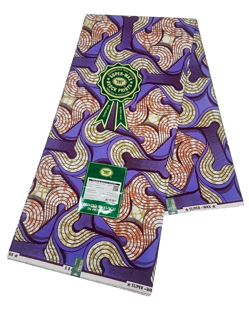Vlisco Super Wax