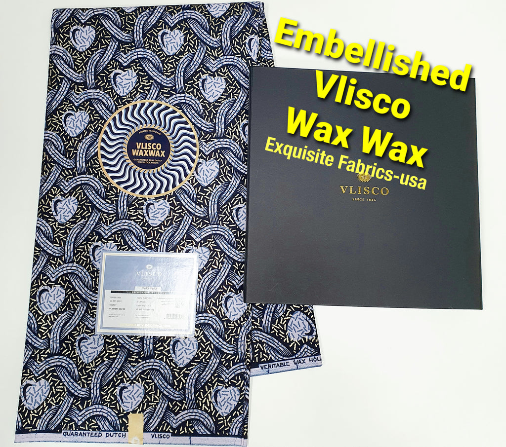 Limited Edition Vlisco WaxWax
