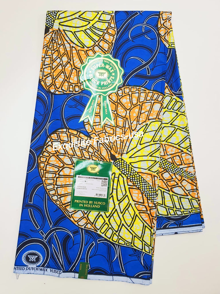 Vlisco Super-Wax Exclusive