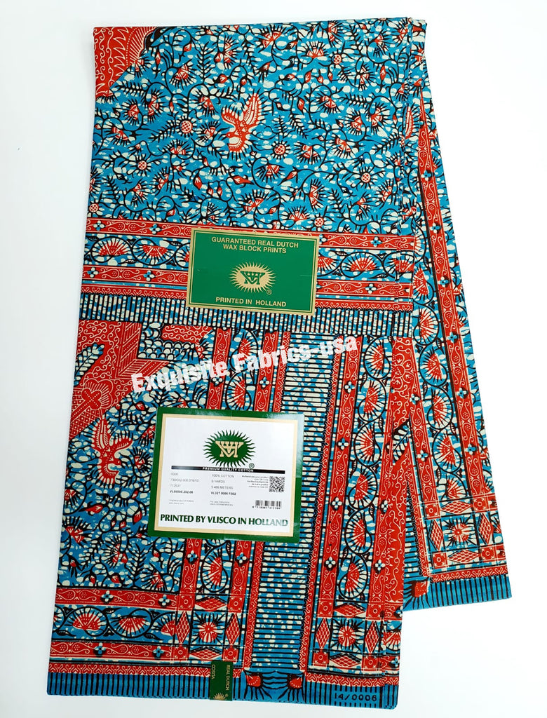 Vlisco Wax Hollandais