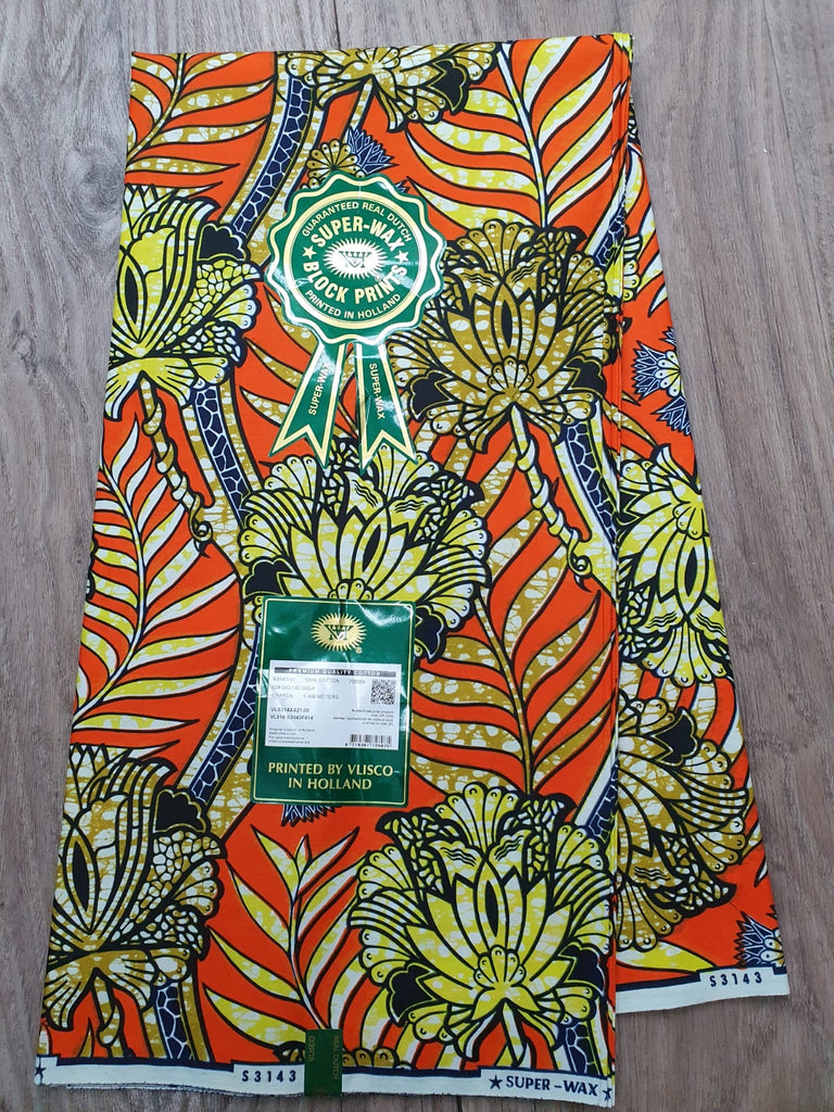 Vlisco Super-Wax