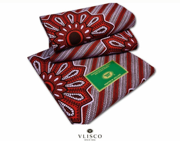 Vlisco Exclusive Holland Wax