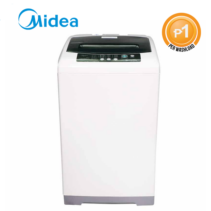 Open Box Unit Midea 6.5Kg Fully Automatic Top Load Washing Machine