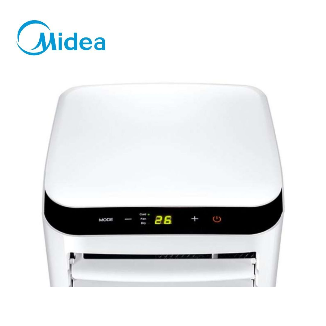 Open Box Unit Midea 1.0HP Portable Air-Conditioner