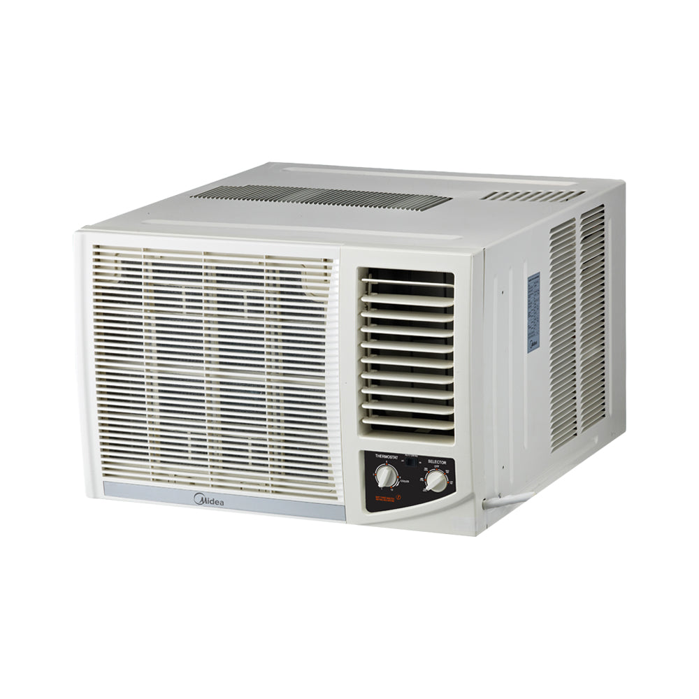 Midea 1.5 HP Window Type Non Inverter Aircon - Manual