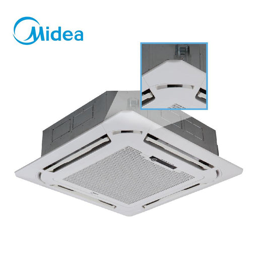 Midea 3TR Ceiling Cassette Inverter - Split Type