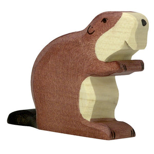 Wooden animal | Holztiger | Beaver