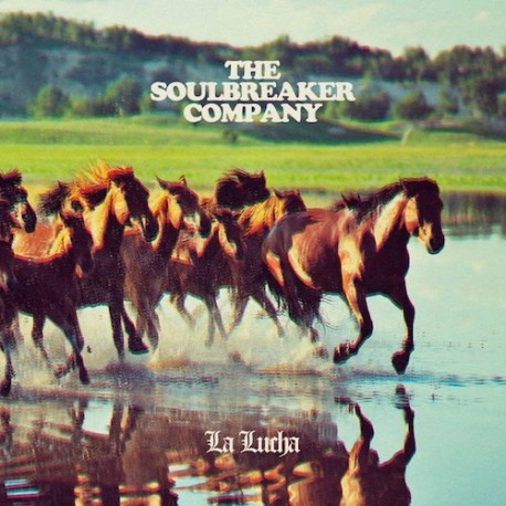 THE SOULBREAKER COMPANY. La Lucha LP (Black)
