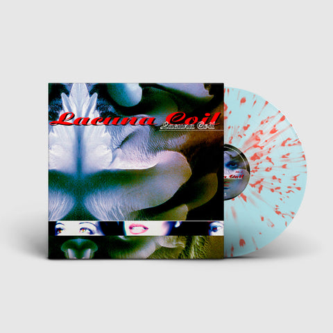 LACUNA COIL. Lacuna Coil LP (Electric Blue + speckles Pink/Magenta) - NEW COLOUR!