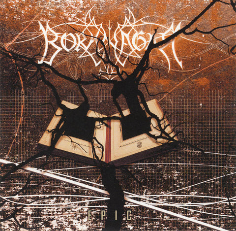 BORKNAGAR. Epic CD