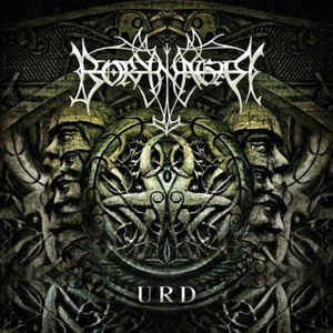 BORKNAGAR. Urd LP (Black)