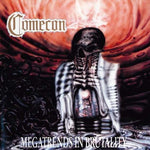 COMECON. Megatrends In Brutality )LP White)