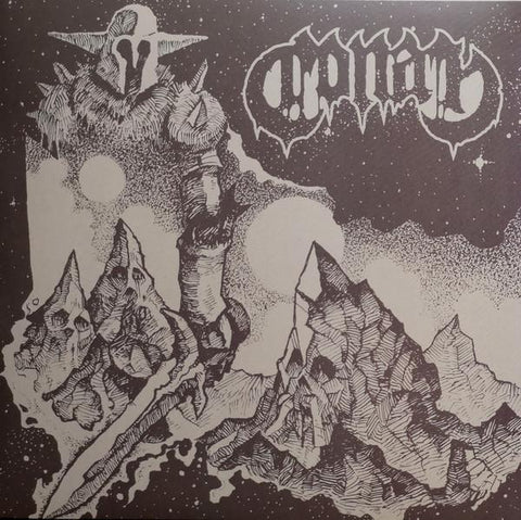 CONAN. Man is Myth (Early Demos) LP