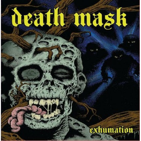 DEATH MASK. Exhumation CD