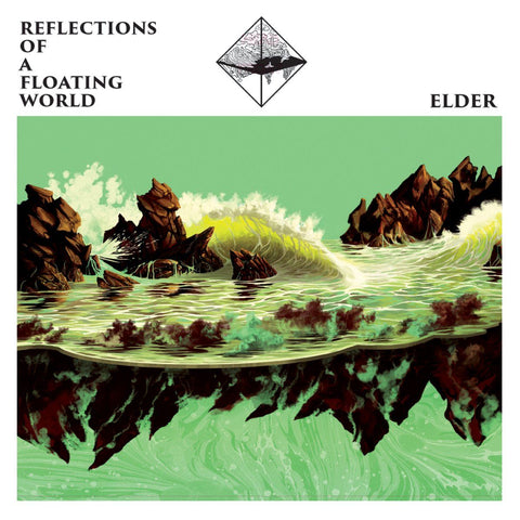 ELDER. Reflections Of A Floating World 2LP