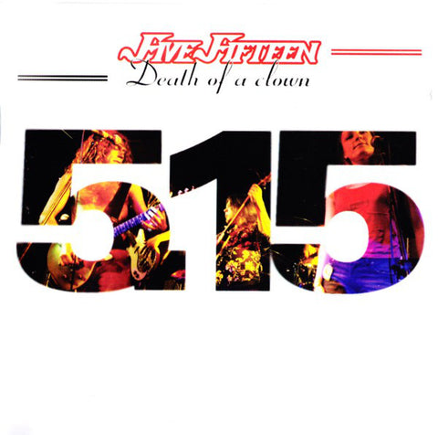 FIVE FIFTEEN. Death of a Clown CD