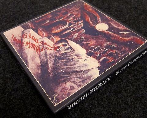 HOODED MENACE. Gloom Immemorial CD Box