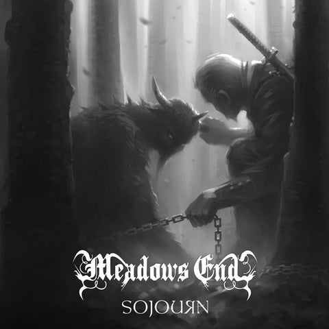MEADOWS END. Sojourn CD Dig